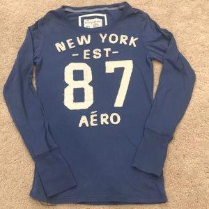 Aeropostale long sleeve t shirt